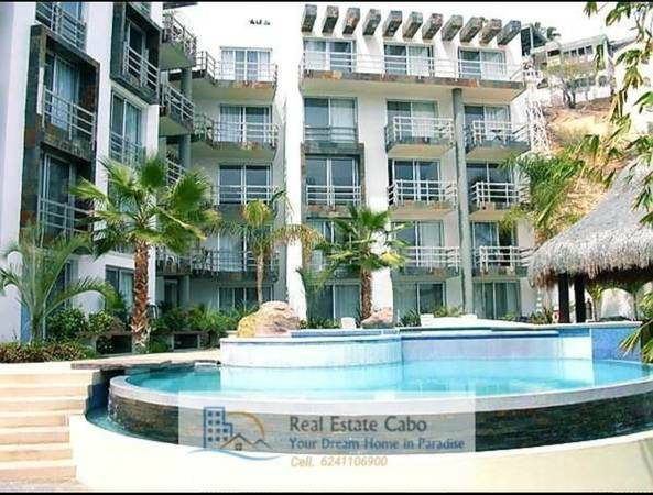 2 and 3 bed condos ready, pool, quiet zone, walking distance Pedregal EALKING DISTANCE